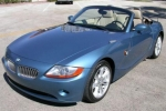 BMW Z4 (E85/E86) Petrol can