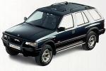 Opel FRONTERA A 03.1992-10.1998 varuosad