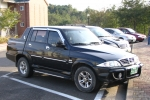 SsangYong MUSSO SPORTS 01.2002-... varuosad