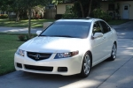 Acura TSX Car heating warm-up system