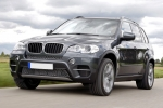 BMW X5 (E70) Bumper Cover, towing device