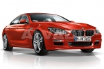 BMW 6 Gran Coupe (F06) Driving lamp