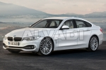 BMW 4 Gran Coupe (F36) Medalion (version USA)