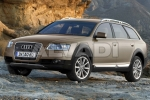 Audi A6 ALLROAD (4FH, C6) Wheel chock with holder