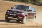 Land Rover RANGE ROVER SPORT Klaasipuhasti hari
