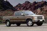 Chevrolet C/K/SILVERADO CLASSIC 09.1987-12.2002 varuosad