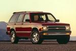 Chevrolet BLAZER 03.1990-05.1994 varuosad