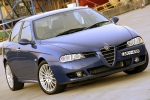 Alfa Romeo 156 (932) Bumper Cover, towing device
