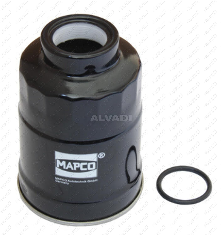 Fuel Filter Mapco 63502 For Nissan 2001 Sentra