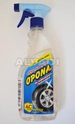 Tire glaze agent