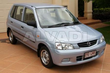 Mazda 121 (JASM/JBSM) 01.2000-12.2002