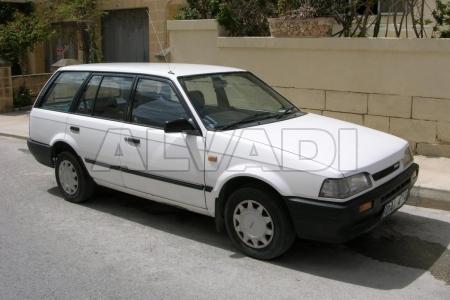 Mazda 323 (BG) 01.1990-05.1994