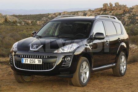 Peugeot 4007 (V_)
