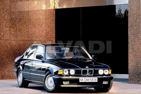 BMW 7 (E32) 01.1987-01.1994
