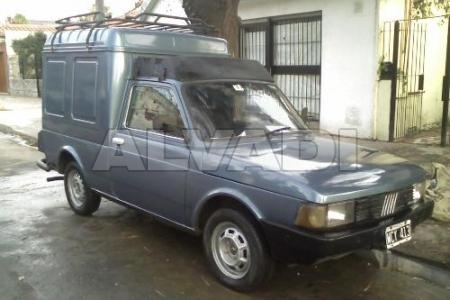 Fiat FIORINO/ 127