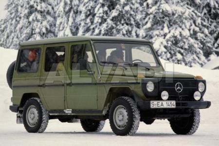 Mercedes-Benz Mercedes-Benz G-Class (W461/463) 09.1989-...