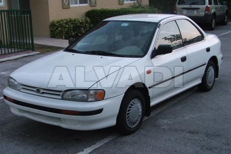 Subaru IMPREZA (GC/GF) 01.1993-01.1996