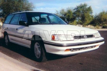 Subaru LEGACY (BC/BJF)