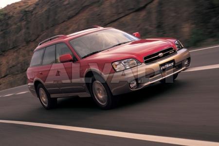 Subaru LEGACY OUTBACK (BH) 01.2000-08.2003