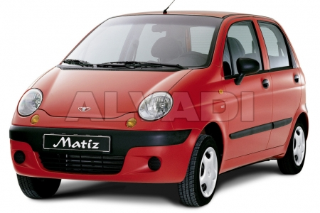 Daewoo MATIZ (KLYA/M100)