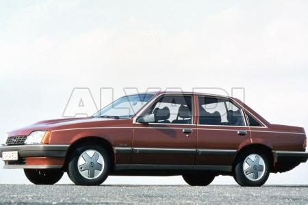 Opel REKORD E (SDN+ESTATE)