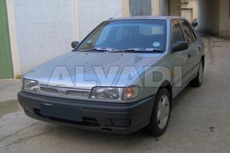 Nissan SUNNY (N14) SEDAN/HATCHBACK