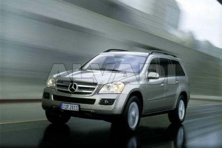 Mercedes-Benz Mercedes-Benz GL-Class (X164) 08.2006-2012