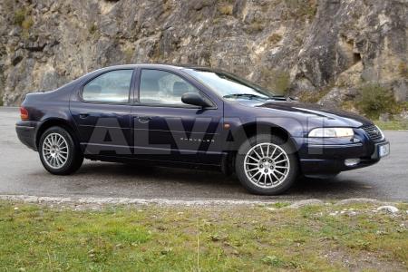 Chrysler STRATUS SEDAN/CABRIO (JA/JX)