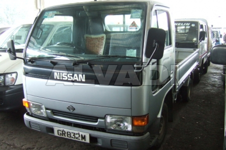 Nissan CABSTAR pick-up