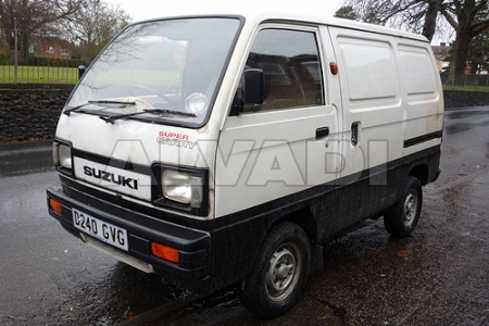 Suzuki SUPER CARRY (ED) 07.1985-03.1999