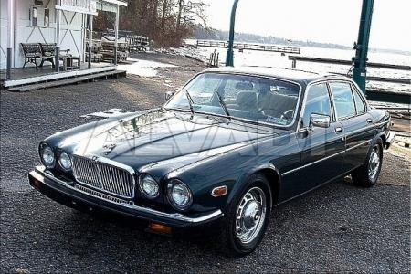 Jaguar XJ 07.1968-02.1993
