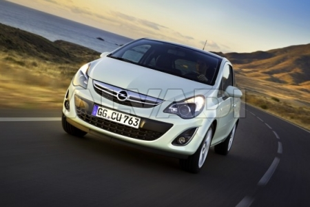 Opel CORSA D 01.2011-12.2015