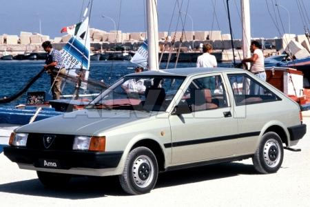 Alfa Romeo ARNA (920)