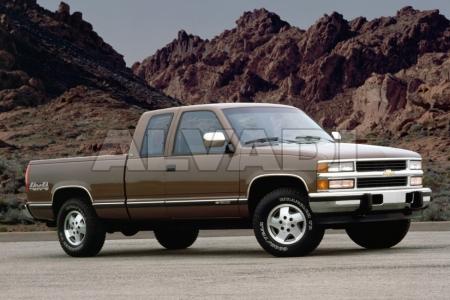 Chevrolet C/K/SILVERADO CLASSIC 09.1987-12.2002