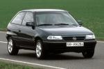 Opel ASTRA F 09.1991-12.2002 varuosad