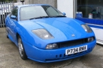Fiat COUPE (FA/175) Rubber Strip, exhaust system