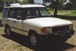 Land Rover DISCOVERY (LJ/LT) Tuulilasin pyyhkijän sulka
