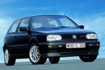 Volkswagen VW GOLF III (1H) (HB + ESTATE+CABRIO) Кронштейн вентилятора