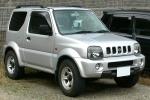 Suzuki JIMNY (FJ) Kummiriba,väljalaskesüsteem