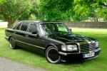 Mercedes-Benz S-Class (W126/C126) Щетка стеклоочистителя