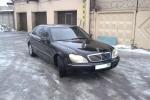 Mercedes-Benz S-Class (W220) Süüteküünal