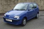 Fiat SEICENTO (187) Klapijuhtimine