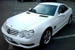 Mercedes-Benz SL-Class (R230) Щетка стеклоочистителя