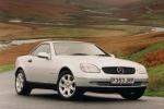 Mercedes-Benz SLK-Class (R170) Windscreen wiper blade