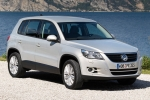Volkswagen VW TIGUAN (5N) Matkustajatilan suodatin