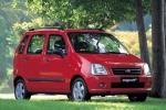 Suzuki WAGON R+ (MM) 05.2000-... varuosad