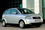 Audi A2 (8Z) Steering column lock
