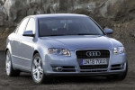 Audi A4 (B7) Bumper Cover, towing device
