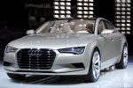 Audi A7 Door mirror glass base