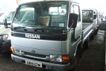 Nissan CABSTAR pick-up Kinnitusklamber